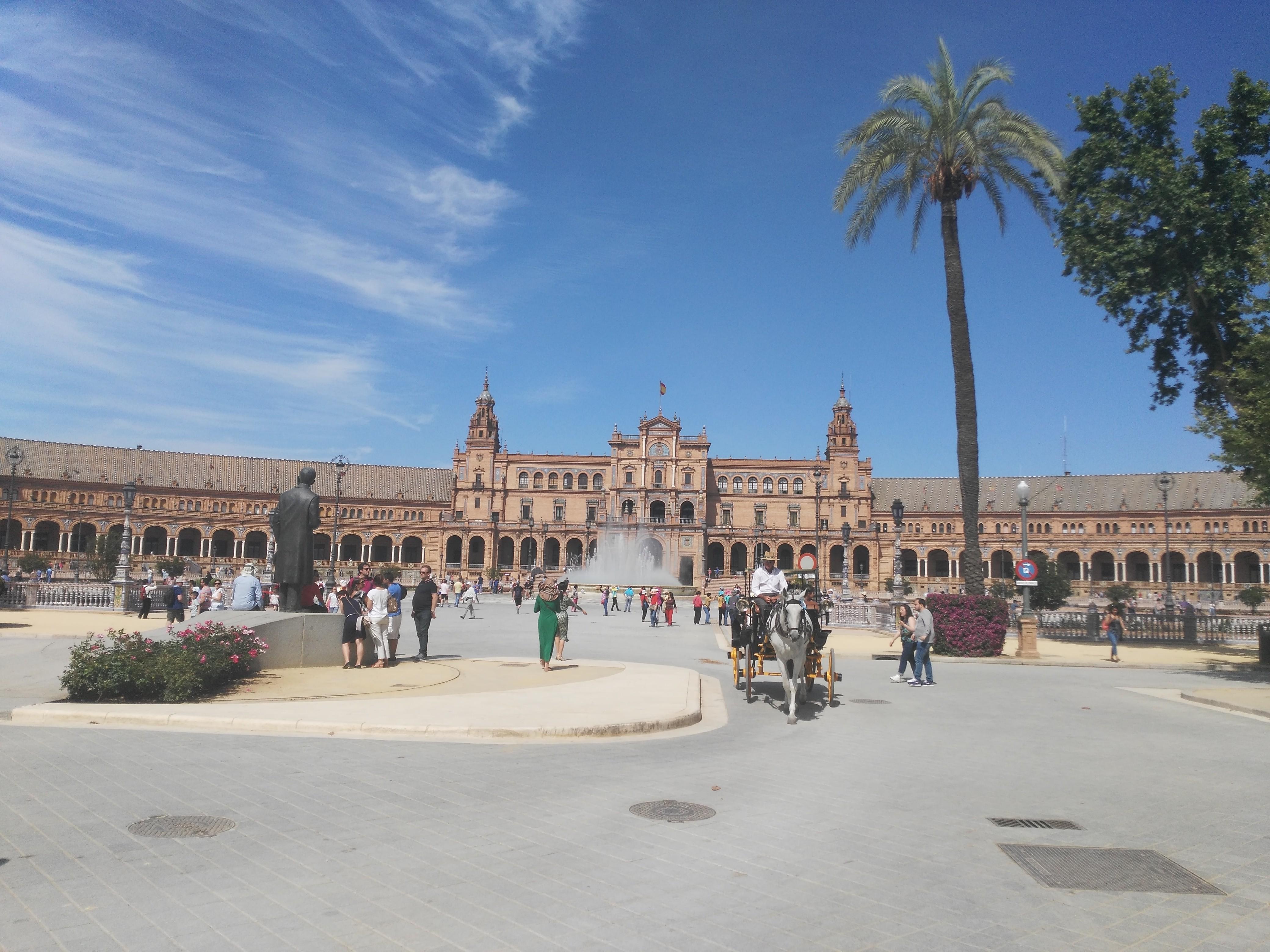 Siviglia – Plaza de Espana