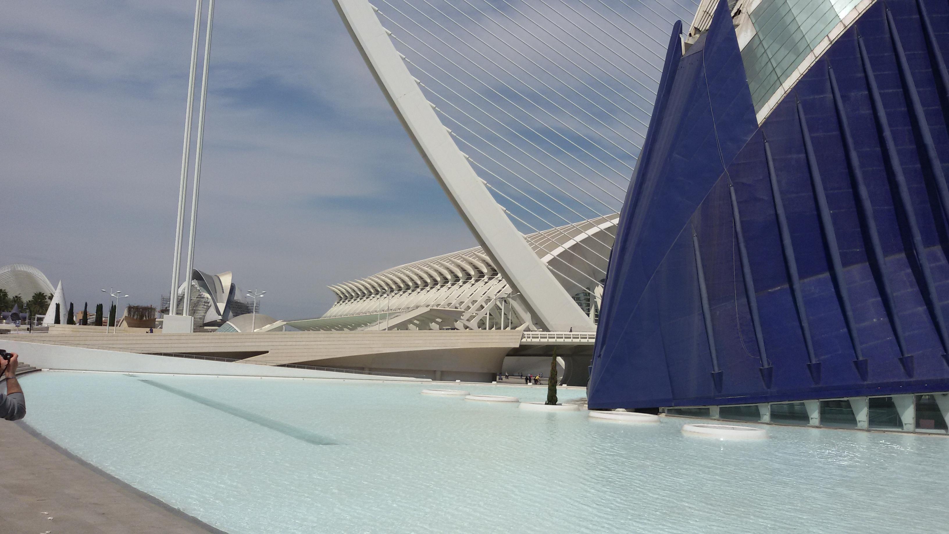 Valencia – Città della Scienza